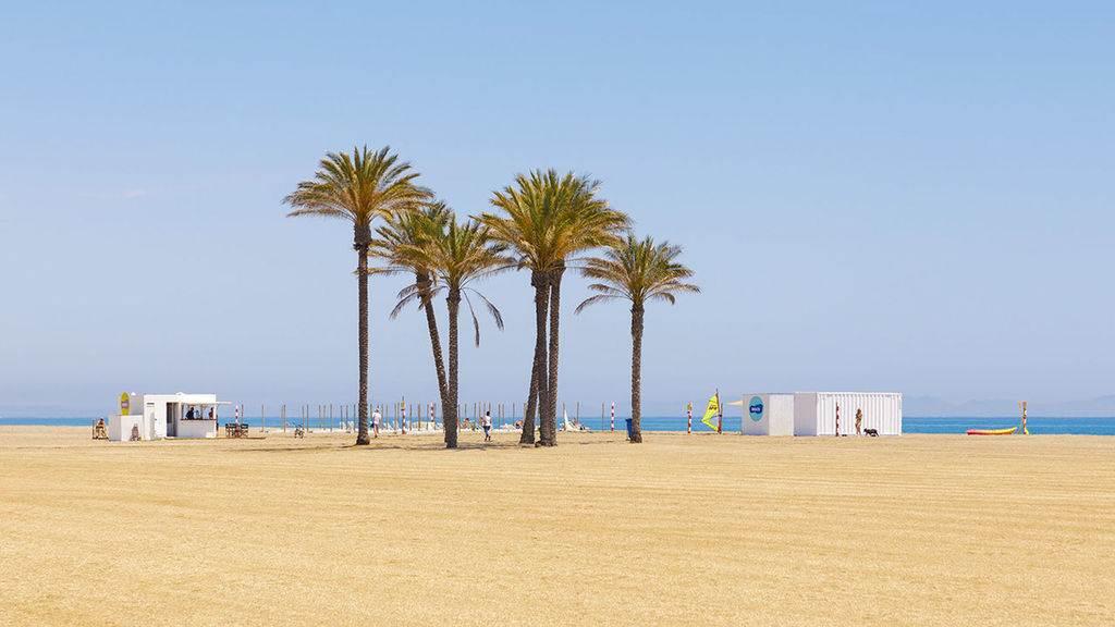 Recomendamos algunas playas de Roquetas de Mar