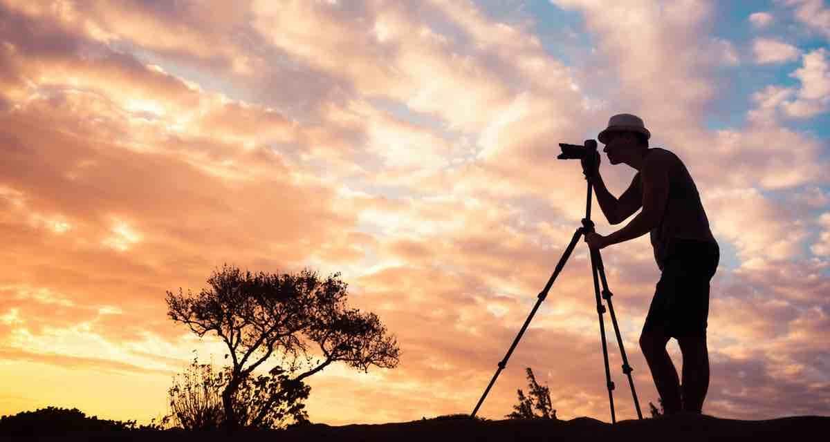 Parajes fotográficos en Roquetas de Mar. Ven y prepara tu propio safari.