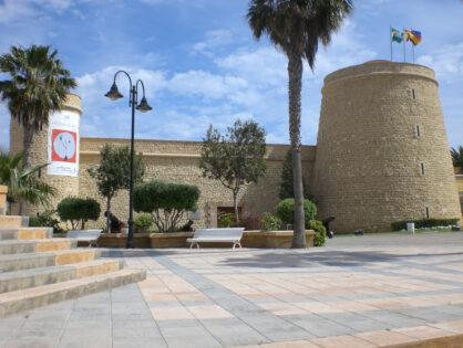 Historia del Castillo de Santa Ana