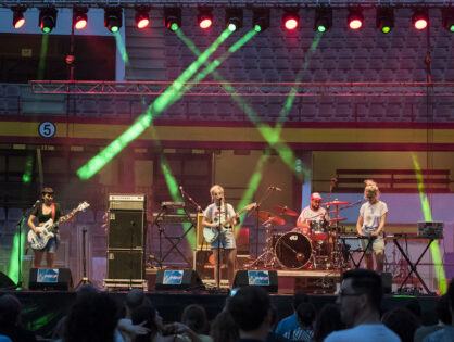 Pulpop Festival, festival de conciertos en Roquetas de Mar